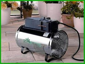 Biogreen Elektrické vykurovanie Phoenix