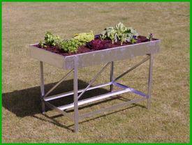 Pestovateľský stôl - základná zostava