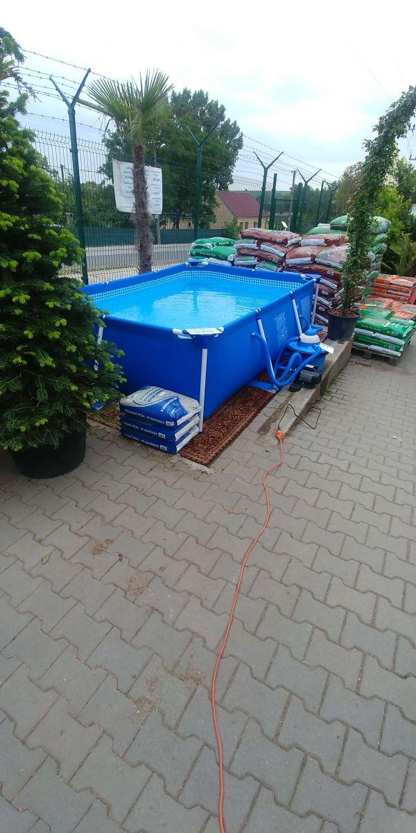 Nadzemné bazény
