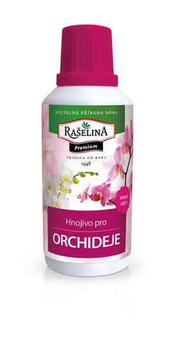Kvapalné hnojivo pre orchideje 250 ml