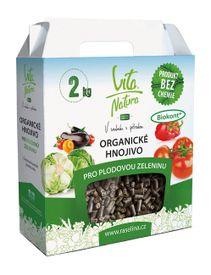 VITA NATURA - Organické hnojivo pre plodovú zeleninu 2 kg