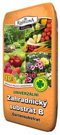 Záhradnícky substrát B - univerzál 10 l